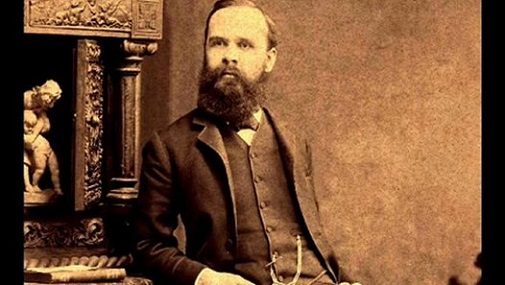 Benjamin Tucker, anarquista de Boston