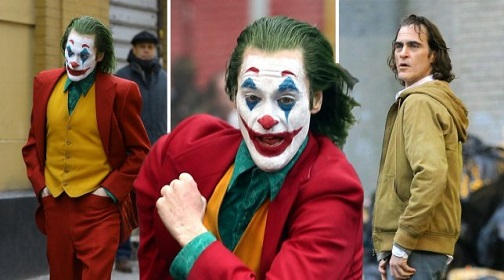 Joker, o filme do ano